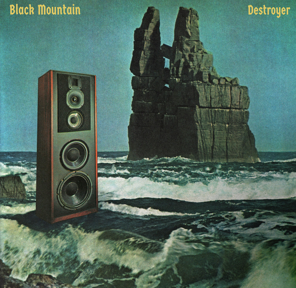 Black Mountain album cover